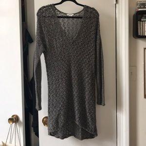 Helmut Lang Sweater Dress